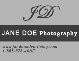 Jane Doe Photography